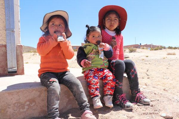 Historia Bolivia turrones quinua 12