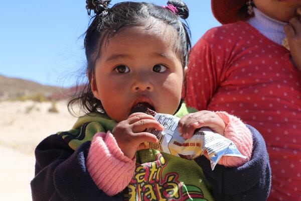 Historia Bolivia turrones quinua 13