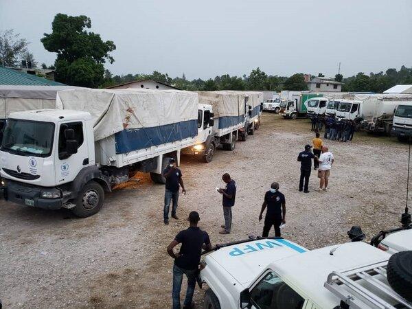 Haiti Earthquake 1 month after 06