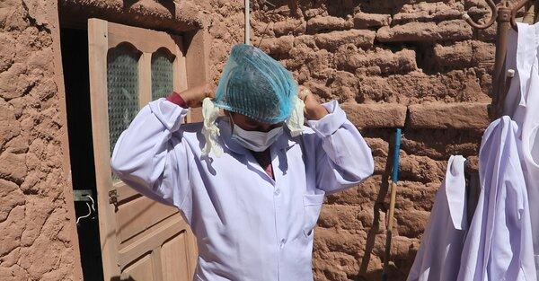 Historia Bolivia turrones quinua 07