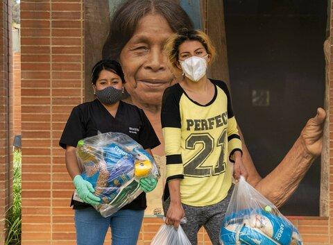 Hambre, coronavirus y el camino a seguir para América Latina