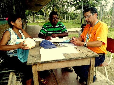 Una voz para los que no la tienen — Adolfo Reyes, Nicaragua