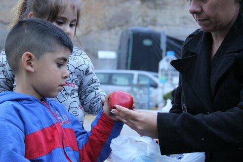 """""""¿En serio es esto una manzana?"""""""