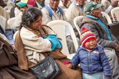 El reto de la malnutrición en Bolivia