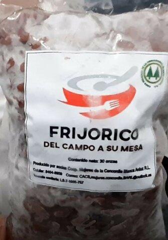 """""""FRIJORICO"""", la marca de frijoles orgánicos producidos por mujeres"""