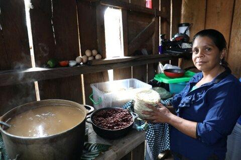 Los frijoles rojos, la legumbre más apetecida por los nicaragüenses