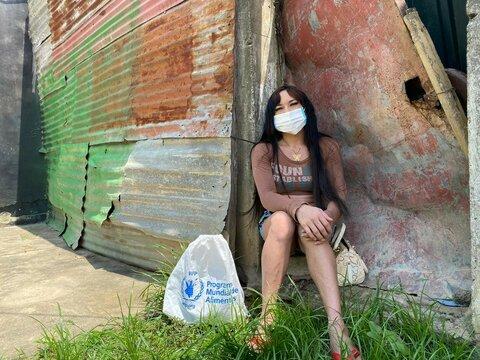 Mujeres transgénero en Colombia empoderadas por la asistencia del WFP