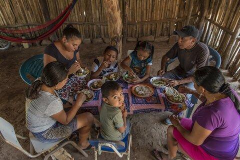 Las cifras más recientes en América Latina y el Caribe alertan de un aumento en la desnutrición
