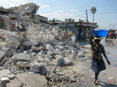 """A 10 años del terremoto de Haití: """"Salvé mi vida porque llegué tarde"""""""