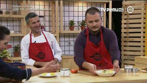 Cocina con Causa: más que un programa de televisión para promover el #HambreCero en el Perú