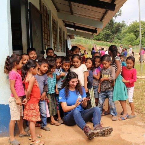 Trabajo humanitario en Guatemala: compromiso, fuerza y constancia (II)