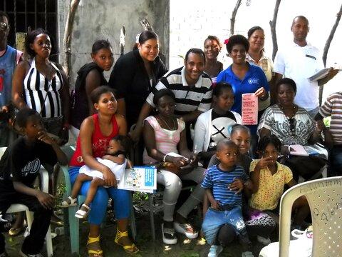 Dar sin esperar nada a cambio — Lucila Ramón, República Dominicana