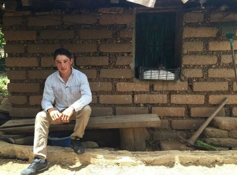 'Regresé a El Salvador para trabajar mi tierra e intentar recuperar mi vida'