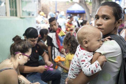 5 maneras como WFP responde a la crisis de los migrantes de Venezuela
