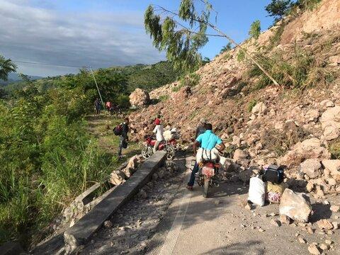 Terremoto de Haití: WFP trabaja con socios para ayudar a los sobrevivientes