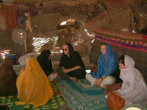 De Afganistán a Venezuela y todo lo demás: el viaje de una trabajadora humanitaria comprometida