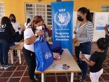 WFP inicia programa de comidas escolares en Venezuela