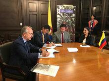WFP agradece el apoyo de KOICA a las mujeres rurales en zonas de posconflicto en Colombia