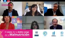Guatemala pierde 16,3 por ciento del PIB por la desnutrición, el sobrepeso y la obesidad