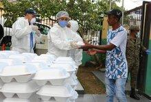 La República Dominicana cuenta con una guía para la distribución de alimentos ante la COVID-19