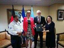 Alemania dona €1 millón para apoyar a familias en el Corredor Seco de Honduras