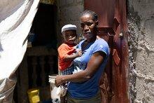 El Gobierno de Haití adopta su política de protección y promoción social con apoyo del WFP