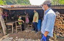 El Salvador: WFP y Gobernación entregan asistencia alimentaria a 3,000 familias afectadas por la COVID-19