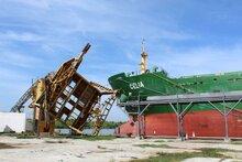 Emiratos Árabes Unidos y WFP, juntos en la recuperación tras el tornado en La Habana