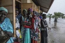 La sequía, las inundaciones y la incertidumbre política agudizan el hambre en Sudán del Sur
