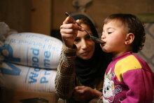 Tras 10 años de conflicto, una población siria asolada por la guerra se enfrenta a su peor crisis de hambre