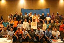 WFP y 11 alcaldías presentan sus Planes para Atención de Sequía en El Salvador