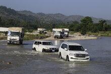 El WFP amplía su operación en marcha para asistir a los haitianos vulnerables afectados por el terremoto