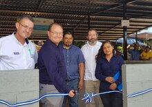 Unión Europea, MARN y PMA inauguran Planta Comunitaria de Compostaje El Tizate