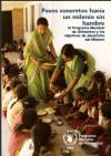 Pasos concretos hacia un Milenio sin hambre