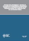 PERÚ: Estudio para determinar el sistema de aplicación de transferencia condicionada de efectivo o cupones en proyectos del PMA
