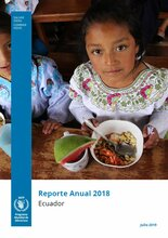 Reportes anuales - Ecuador