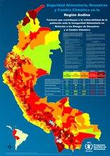 Nuevo atlas resalta las áreas vulnerables en la región andina