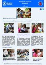 Nicaragua: boletín mensual del mes de octubre 2012