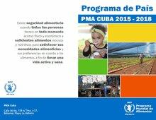 Programa de País Cuba 2015-2018