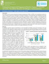 Ecuador: Impacto del Programa de Efectivo, Cupones y Alimentos en Carchi y Sucumbíos