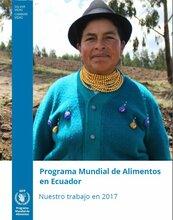 WFP en el Ecuador: informe anual 2017