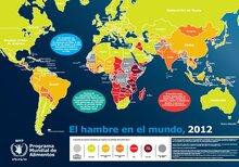 Mapa del Hambre 2012