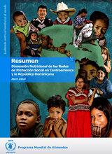 Dimensión Nutricional de las Redes de Protección Social en Centroamérica y la República Dominicana