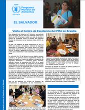 El Salvador: boletín informativo del 2013