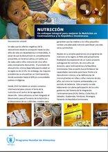 Nutrición en Centroamérica y la República Dominicana