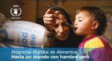Hacia un mundo con hambre cero