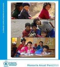 Memoria Anual Perú 2010
