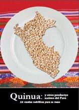 Recetario: Quinua y otros productos nativos del Perú