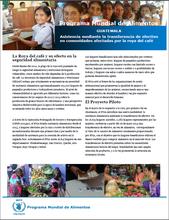 Atlas de cambio climático, riesgos de desastres y seguridad alimentaria y nutricional en Perú