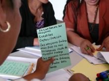 Proteccion social sensible al género para Hambre Cero